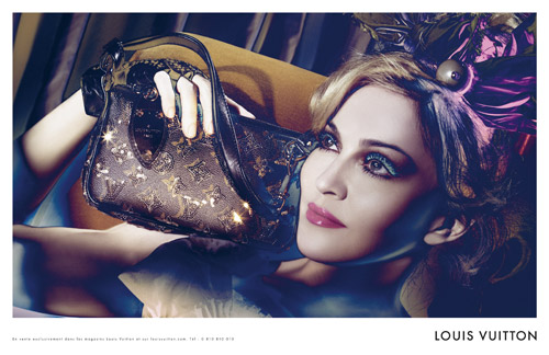Madonna + Louis Vuitton. YES please!!!